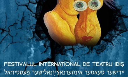 Festivalul Internațional de Teatru Idiș TES FEST, ediția a VI-a