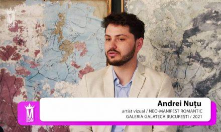 Andrei Nuțu, artist vizual, Şcoala de pictură de la Cluj