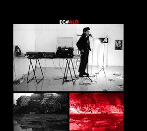 """Anne-Lise Dehée & Eve Couturier """"Sight & Site / Tracks & Strikes"""" @ Galeria Nouă, București"""
