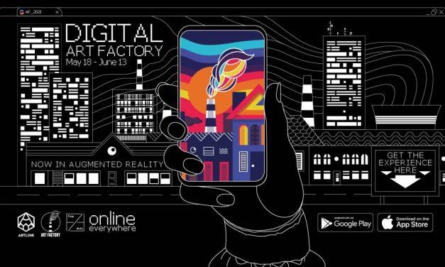 Digital Art Factory – festival de artă în realitate augmentată