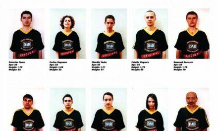 """""""Dream Team 2002"""" @ Sala Dalles, București"""
