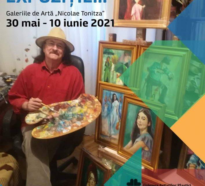 """Expoziția """"Penultima EXPOZIȚIE……."""" Liviu Smântânică @ Galeria de artă """"N. Tonitza"""", Iași"""