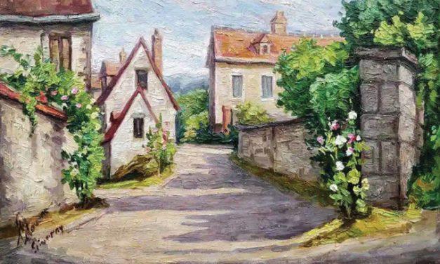 """Expoziție de pictură """"Timpul și spațiul în simfonia culorilor""""– Mihai Coțovanu @ Galeria Mariana Berinde, Cluj–Napoca"""