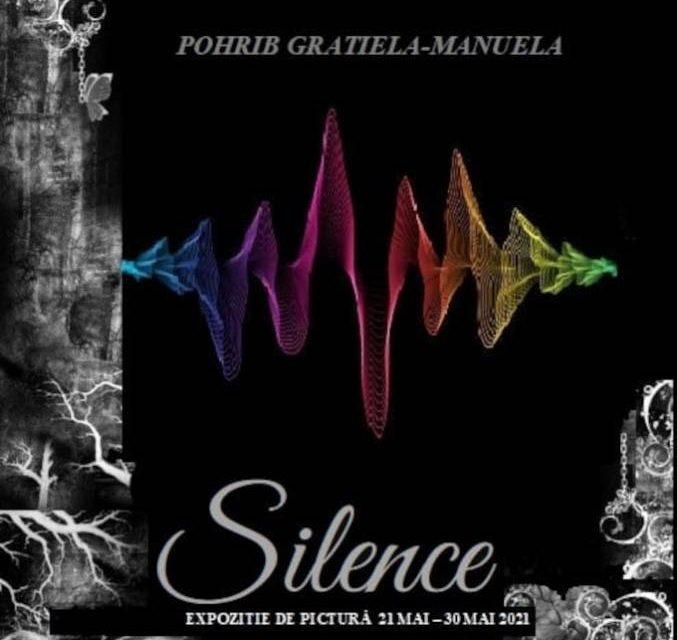 """Expoziție de pictură Pohrib Grațiela-Manuela """"Silence"""" @ Galeria de artă """"Th. Pallady"""", Iași"""