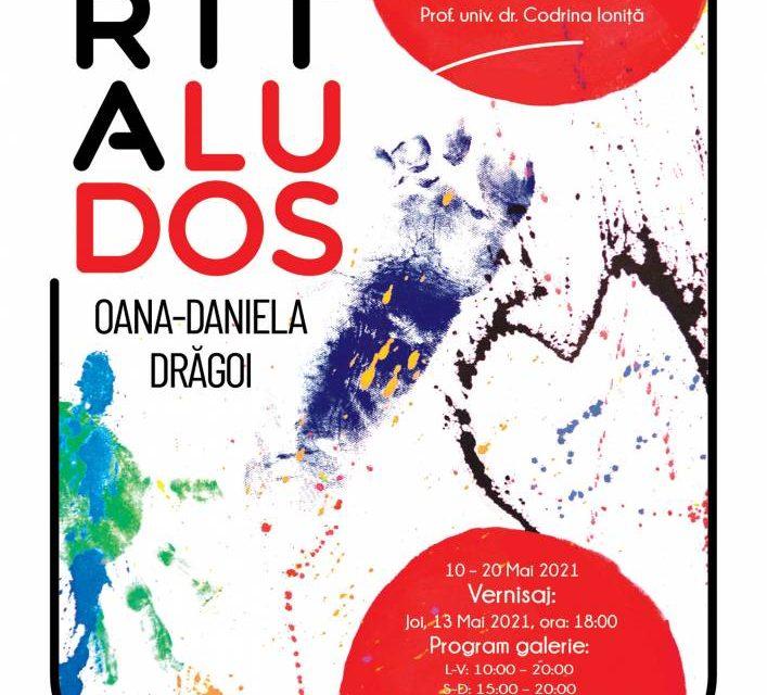 """Expoziție Oana-Daniela Drăgoi """"Puerita Ludos"""" @ Galeria de Artă """"N. N. Tonitza"""" din Iaşi"""