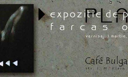 ExpoziȚie de pictură Oana Farcaș @ Café Bulgacov, Cluj