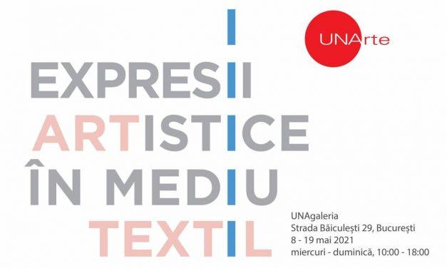 Expresii artistice în mediu textil @ UNAgaleria, București
