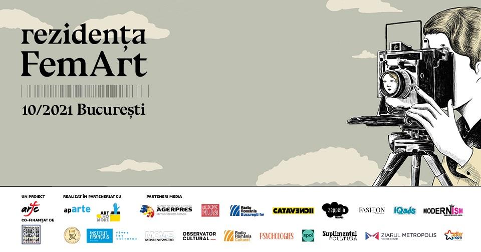APEL – Concurs de proiecte pentru femeile cineast – Rezidența FemArt 2021