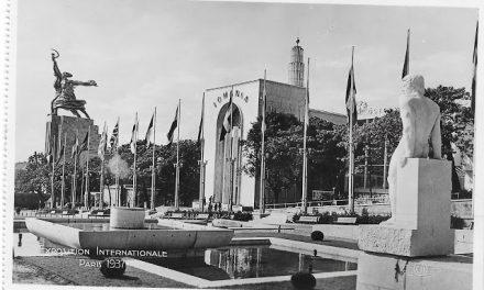 România la Expoziția Internațională de la Paris 1937