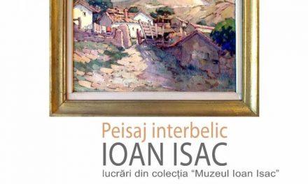 """Ioan Isac """"Peisaj interbelic"""" @ Calpe Gallery, Timișoara"""