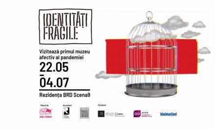 Se deschide primul Muzeu al Pandemiei din România Identități Fragile – un muzeu al obiectelor-emoție donate de public