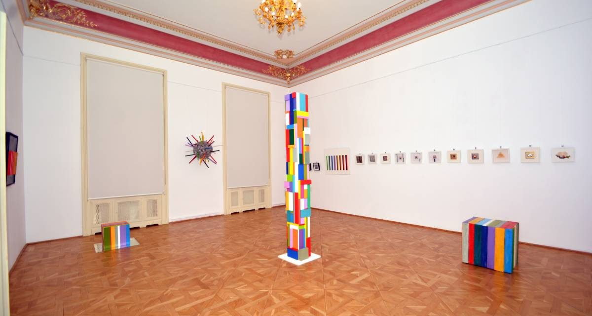 """Mihai Țopescu """"Paradis în dislocare"""" @ Muzeul de Artă Craiova"""