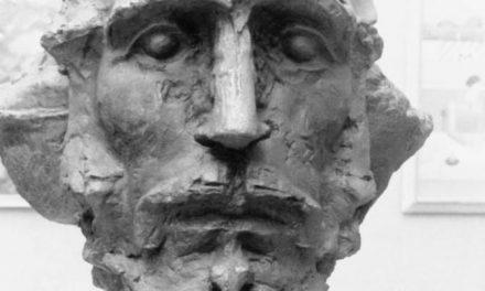 """""""Nicolae Bălcescu"""", de sculptorul Paul Vasilescu"""