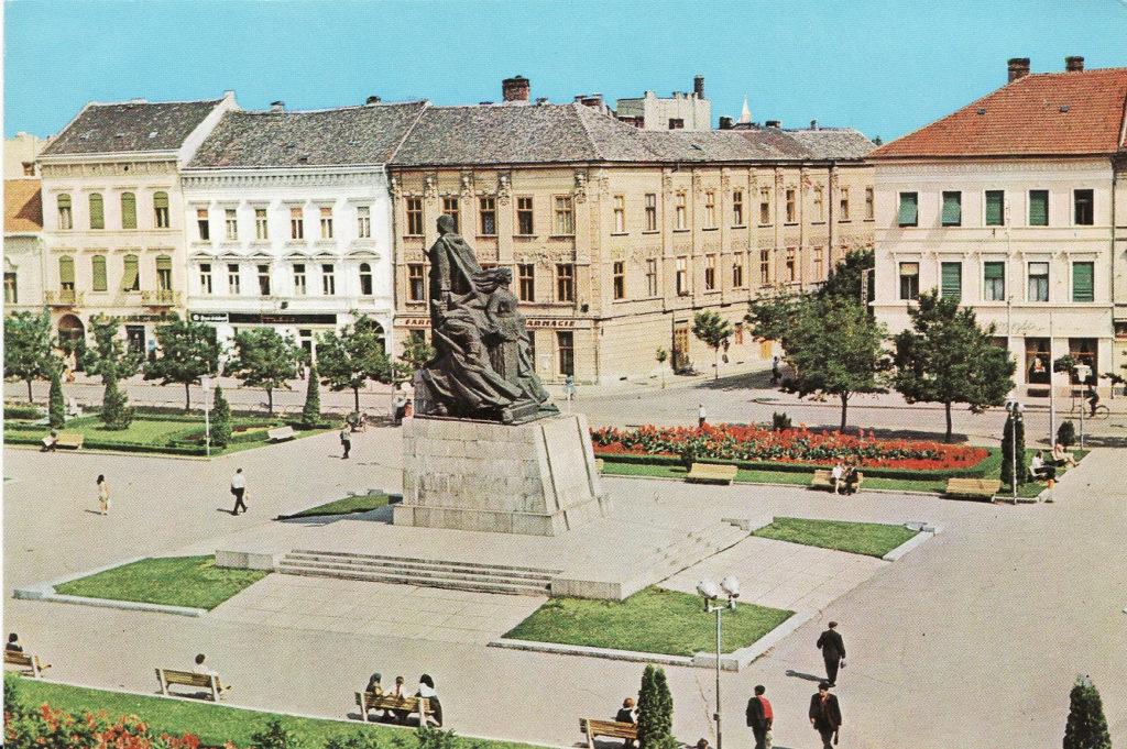 Piața Avram Iancu (1980)