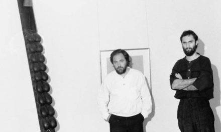 Sorin Ilfoveanu și Marian Zidaru la Atelier 35