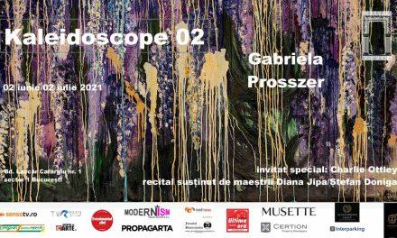 KALEIDOSCOPE 02- Gabriela PROSSZER- ALBERT ART COLLECTION @ Galeria Romană, București