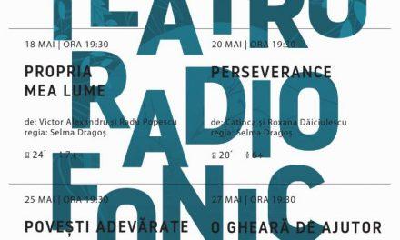 Teatru radiofonic pentru copii la MiniREACTOR și Radio Cluj