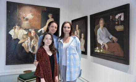 Pursuit of Beauty –  Elena Bria @ Galeria Arbor.art.room