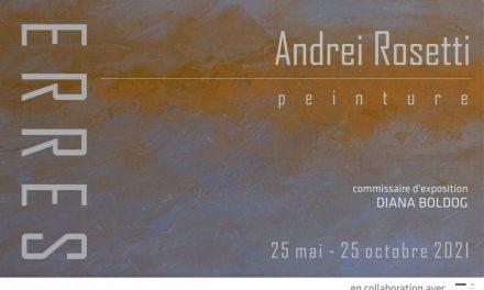 """Andrei Rosetti """"Entre TERRES"""" @ Vaucluse, Franța"""