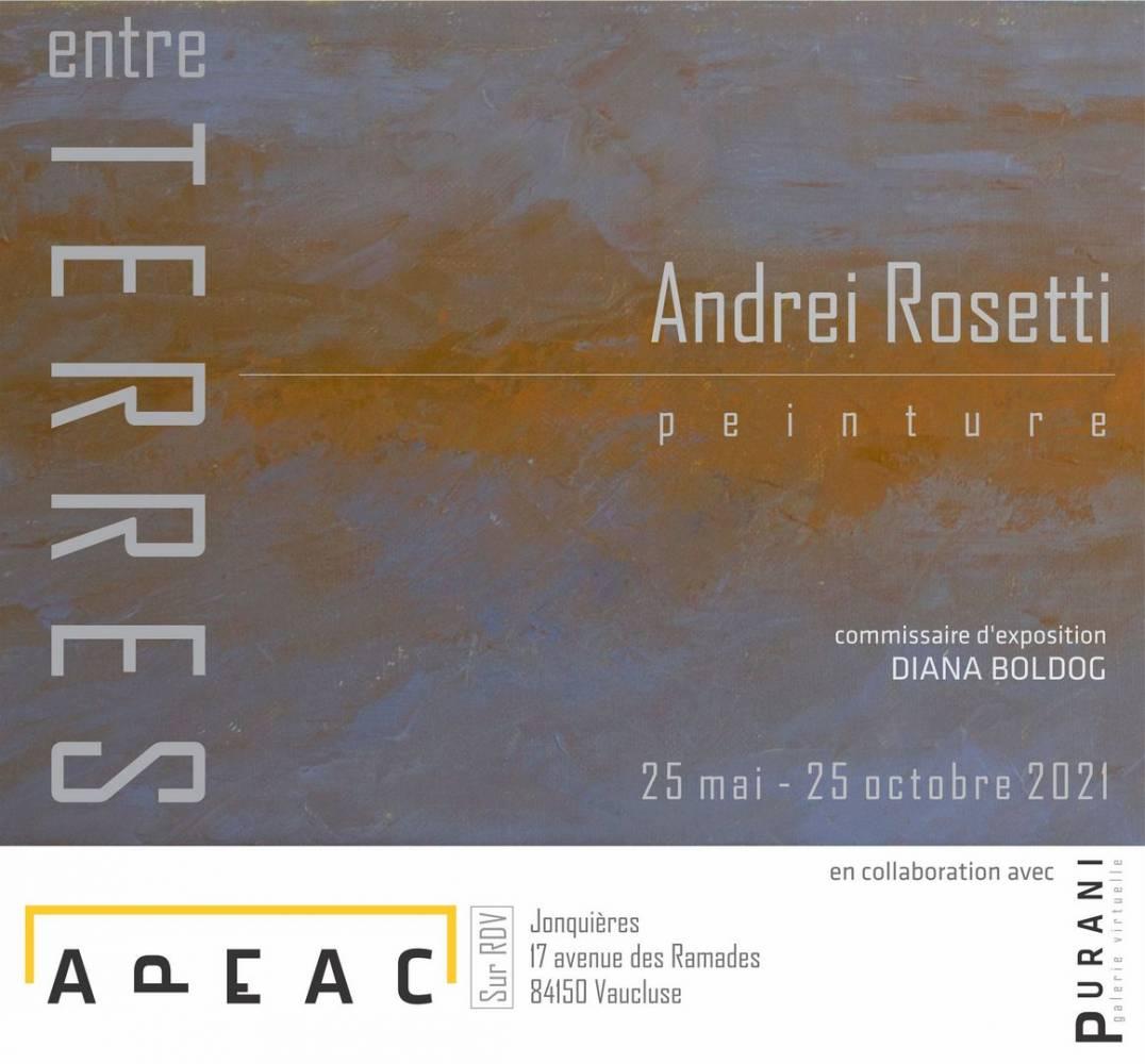 entre TERRES - Andrei Rosetti