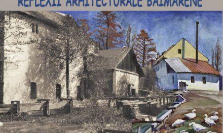 """Expoziție virtuală """"Reflexii arhitecturale băimărene"""" @ Muzeul Judeţean de Artă «Centrul Artistic Baia Mare»"""