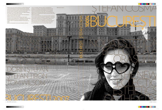"""""""100% BUCURESTI"""" Fotografii de Stefan Cosma @ Muzeul National de Arta Contemporana"""