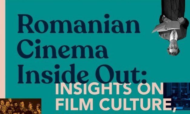 """Lansarea """"Romanian Cinema Inside Out"""" și proiecția lungmetrajului """"Lemonade"""" la Cinefemina"""