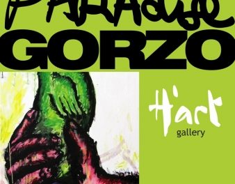 Welcome to Paradise, by GORZO @ Galeria H'art, București