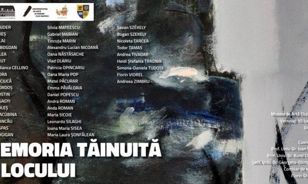 Memoria Tăinuită a Locului @ Muzeul de Artă Cluj-Napoca