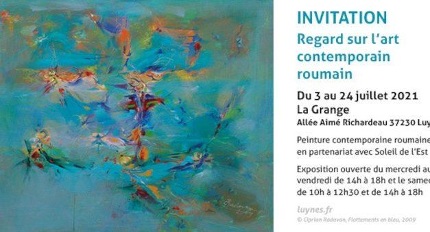 Regard sur l`art contemporain roumain @ La Grange de Luynes