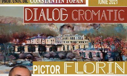 "Expozitie Florin Prodan ""Dialog cromatic"" @ Galeria de arta Victoria UAP IASI"