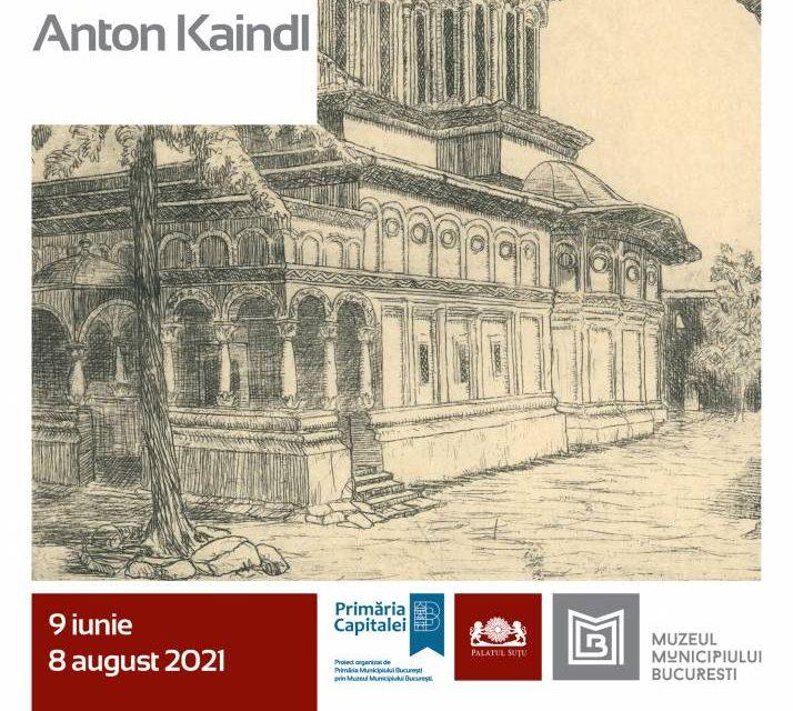 """""""România în aquaforte văzută de Anton Kaindl"""" @ Muzeul Muncipiului București – Palatul Suțu"""