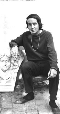 Ciprian Radovan în 1969