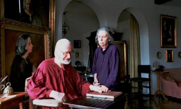 Ultimele fotografii cu maestrul Corneliu Baba, 1997
