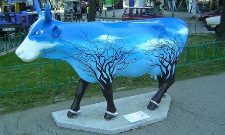CowParade Bucharest 2005