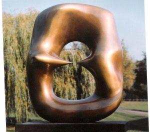"""Expoziţie eveniment """"De la Moore la Hirst – 60 de ani de sculptură britanică"""" @ Muzeul Naţional de Artă al României"""
