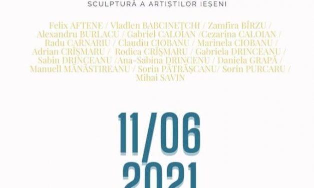 Expoziția de pictură și sculptură a artiștilor ieșeni @ Galeria de Artă a Municipiului Alba Iulia