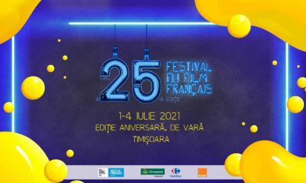 Festivalul Filmului Francez la Timișoara
