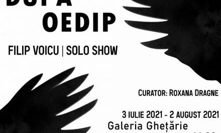 """Filip Voicu """"După Oedip"""" @ Galeria Ghețărie, Centrul Cultural Palatele Brâncovenești de la Porțile Bucureștiului – Mogoșoaia"""