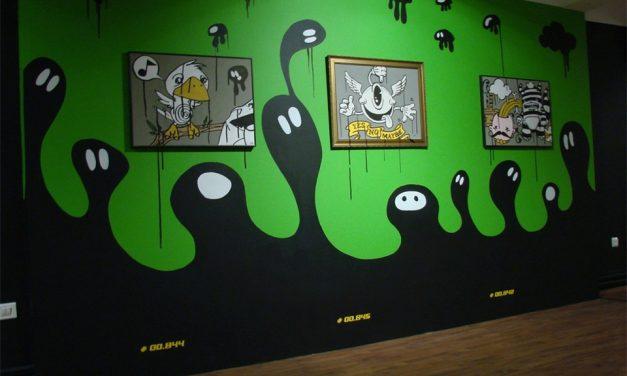 """Expoziție Botond Ferenczy """"One Shot"""" @ Anaid Art Gallery, București"""