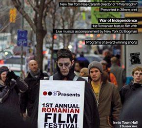 First Annual Toronto Romanian Film Festival