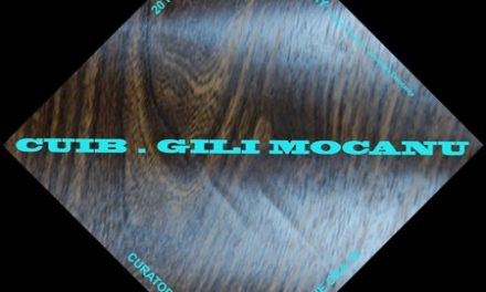 "Gili Mocanu ""CUIB"" @ The Fish Gallery, Constanța"