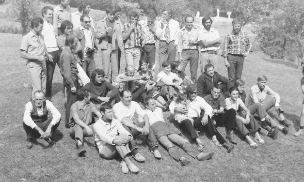 Grupul de sculptori, Tabăra de la Măgura, 1970 plus 1971