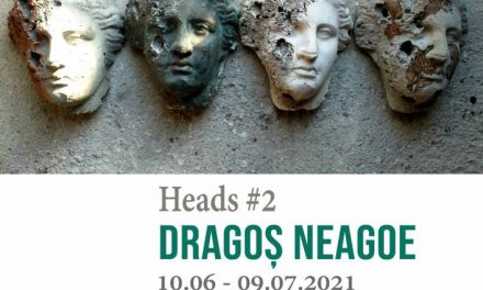 Dragoș Neagoe – Heads #2 @ Calpe Gallery Timișoara