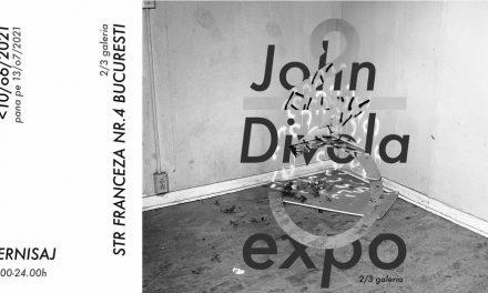 "John Divola ""I'm not there"" @ 2/3 galeria, București"