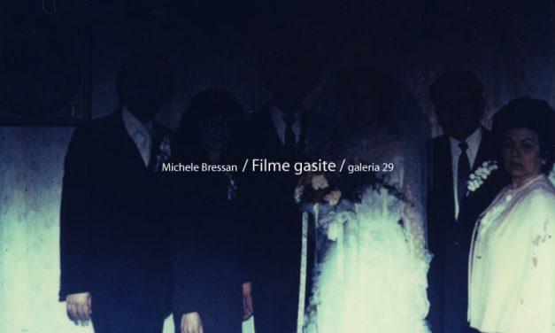 """Michele Bressan """"Filme gasite"""" @ galeria 29, București"""
