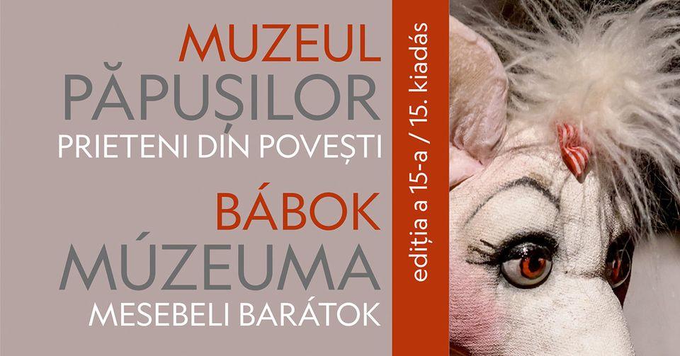 Muzeul Păpușilor. Prieteni din povești @ Muzeul de Arta Cluj-Napoca