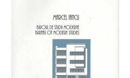 lansarea cartii bilingve Marcel Iancu- Biroul de Studii Moderne la Libraria Carturesti