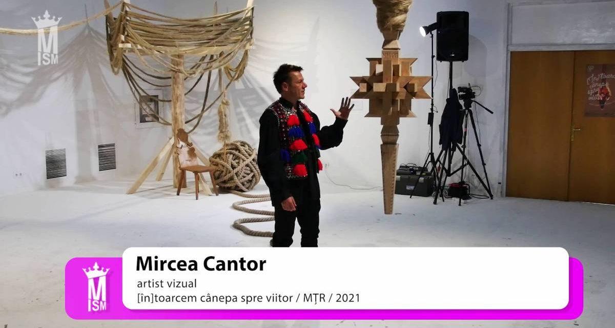 Mircea Cantor / Florica Zaharia / Oláh Gyárfás – [în]toarcem cânepa spre viitor @ Muzeul Național al Țăranului Român