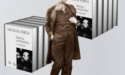 "Nicolae Iorga – 150 de ani de la naștere @ Sala ""Theodor Pallady"" a Bibliotecii Academiei Române"